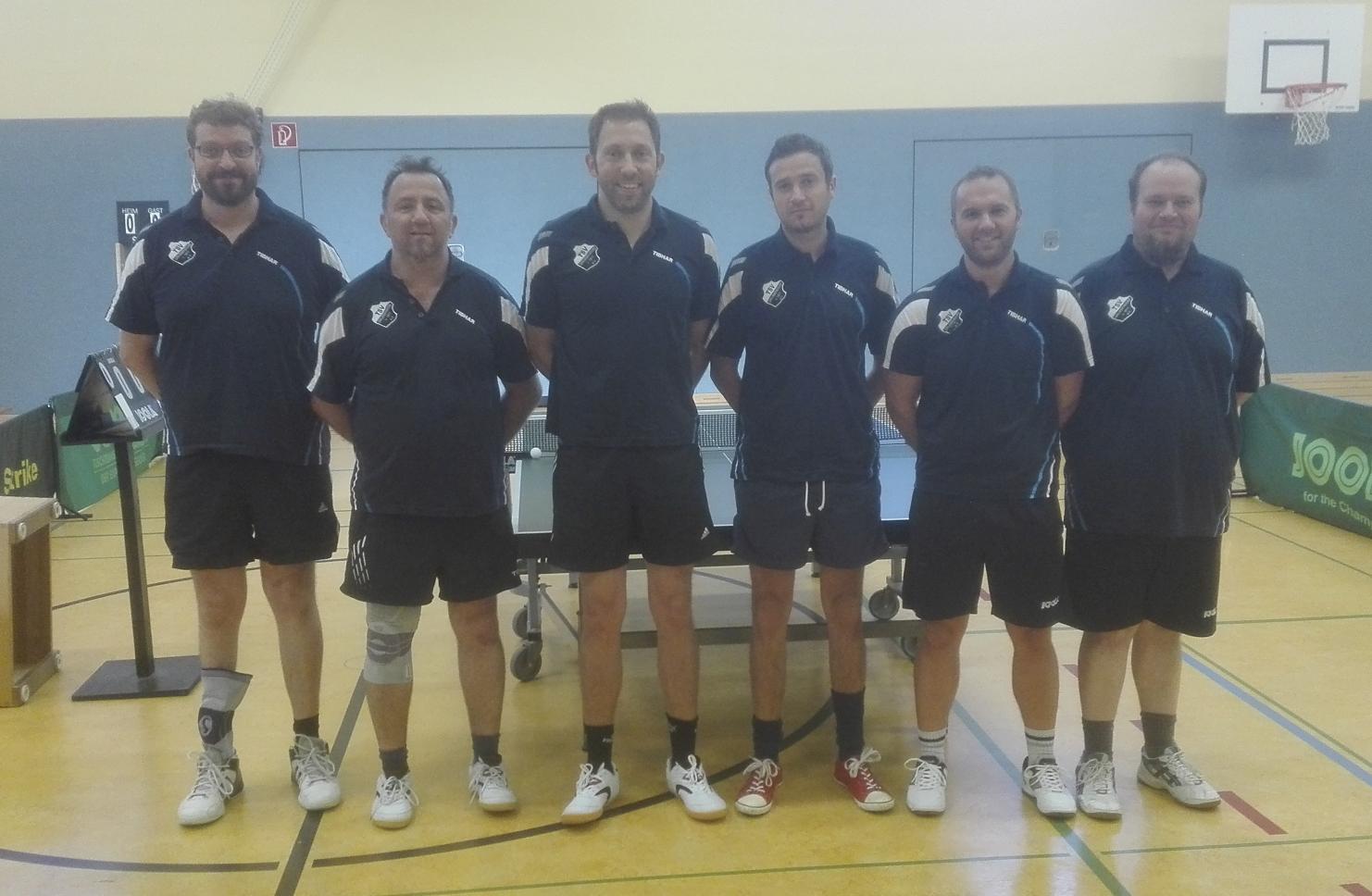 TSV Grußendorf - Tischtennis Mannschaft 2017/18